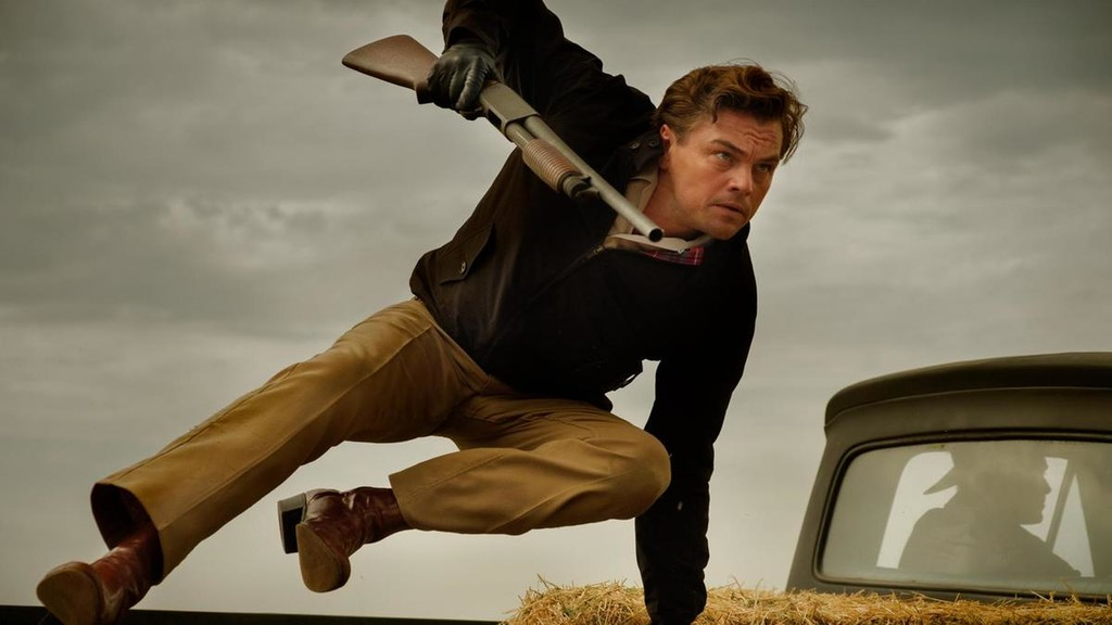 Tarantino wants to do the western on television that starred DiCaprio in 'once Upon a time in Hollywood'