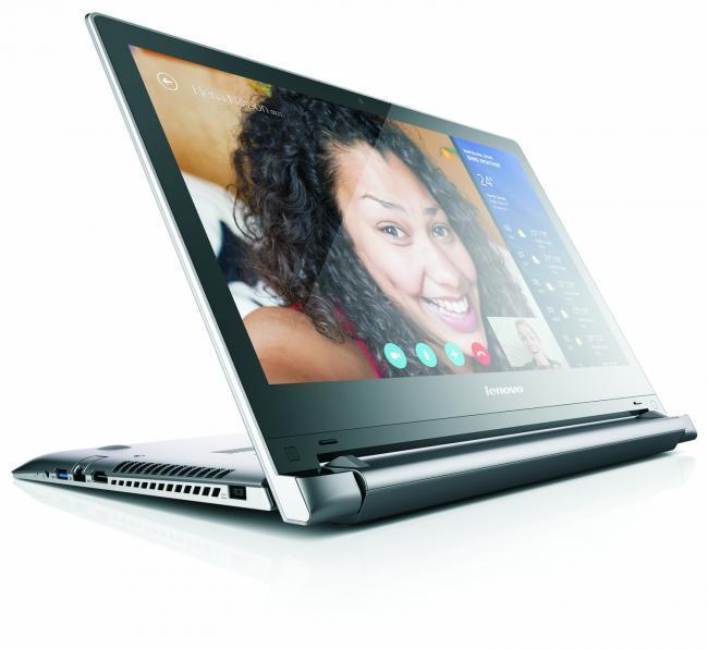 Ya está lista la segunda generación de los portátiles Lenovo Flex