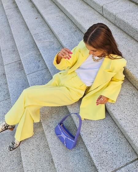 consejos para combinar un traje pantalon invitada de boda