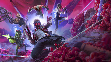 Una hora con Marvel's Guardians of the Galaxy y sus creadores en el E3 2021: todo lo que deseábamos que hubiese sido Marvel's Avengers