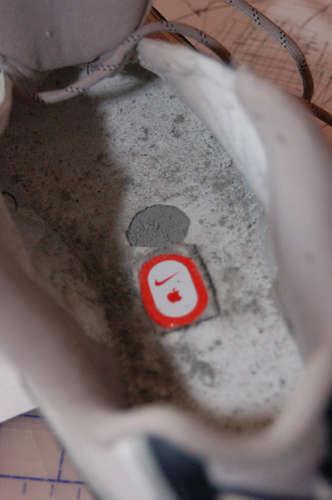 DIY: Nike+iPod al estilo casero