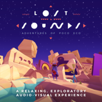 Adventures of Poco Eco: Lost Sounds, una aventura que te ofrece una relajante experienca audivisual