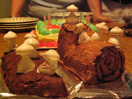 La Bûche de Noël, o la tradición del tronco de Navidad