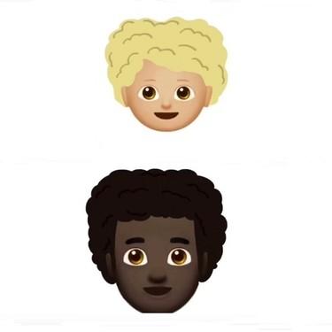 El pelo afro reclama su lugar entre los emojis de WhatsApp con una campaña y tú puedes ayudar a que sean una realidad para 2020