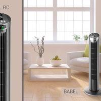 Refresca tu hogar por 41 euros con este ventilador de torre Taurus Babel