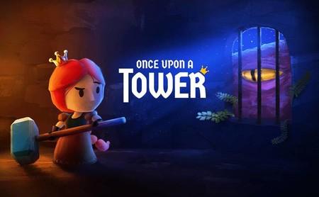 Escapa de la torre custodiada por un terrible dragón con 'Once Upon a Tower': App de la Semana