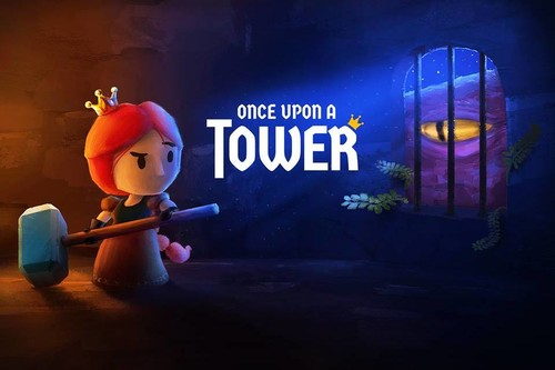 Escapa de la torre custodiada por un terrible dragón con 'Once Upon a Tower': App de la Semana
