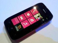 Nokia Lumia 710, toma de contacto