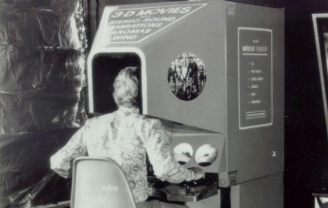 El primer simulador VR de la historia tenía forma de recreativa, y se inventó a finales de los 50