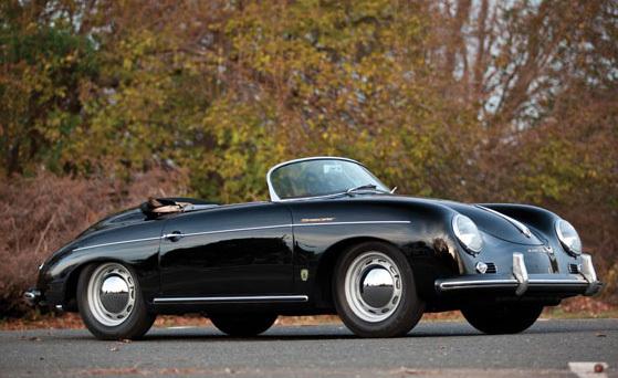 Foto de Porsche 356 Speedster de 1955 (1/11)