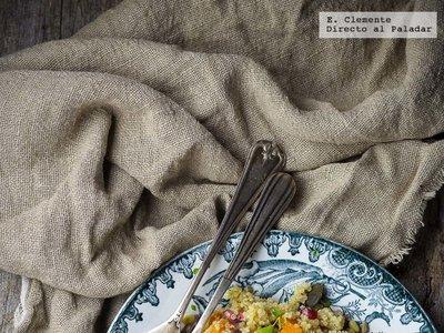 31 recetas ligeras de ensaladas completas para perder los kilos cogidos en Navidad