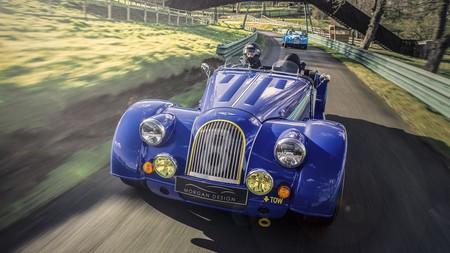 Morgan dice adiós a los motores V8 con la espectacular edición especial Plus 8 50º Aniversario