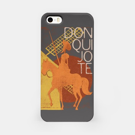 Funda Iphone Motivo Literato 02