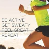 Mantente activo en cada oportunidad