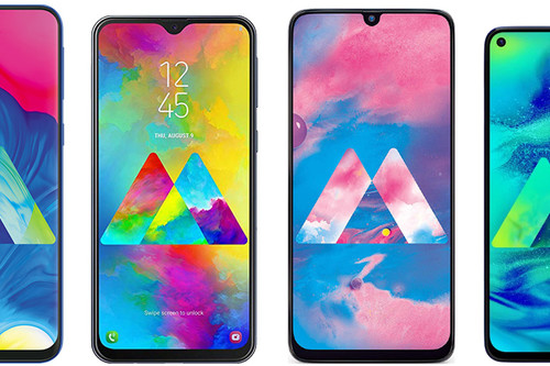 Samsung Galaxy M10 vs Galaxy M20 vs Galaxy M30 vs Galaxy M40: estas son sus diferencias