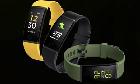 Realme Band: así es la nueva pulsera de actividad que viene a competir con un precio rompedor