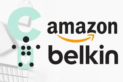 Accesorios Belkin rebajados en Amazon para cargar tu iPhone, escuchar tu música o llevarlo en un buen lugar en el coche por menos dinero