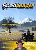 Road Leader, la nueva revista gratuita sobre viajes en moto