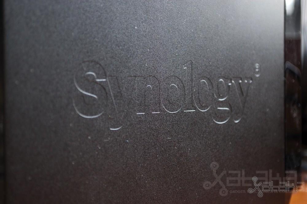 Foto de Synology DS710, análisis (1/13)