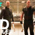 Potente tráiler de 'Fast and Furious: Hobbs & Shaw', el spin-off de Dwayne Johnson y Jason Statham vs. Idris Elba