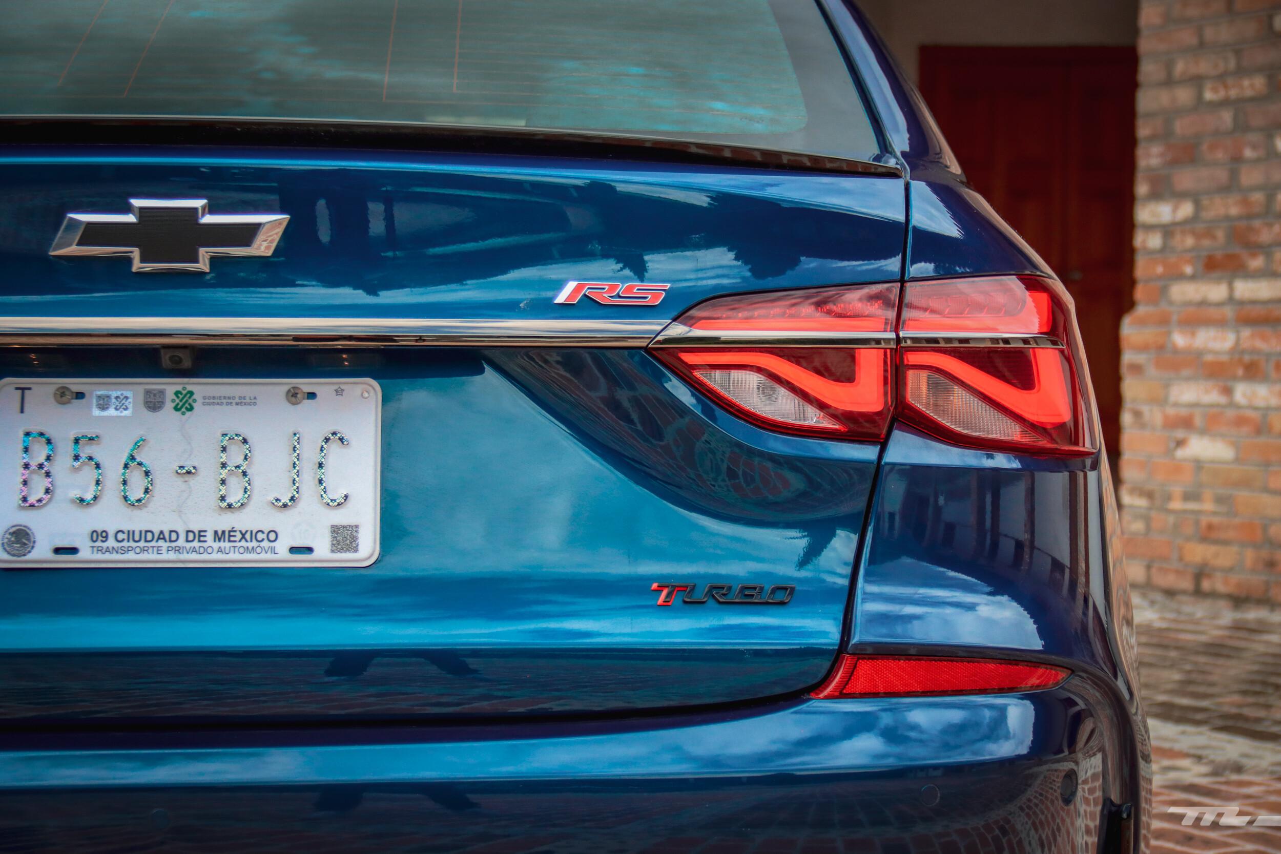 Foto de Chevrolet Cavalier Turbo 2022: Primer vistazo (35/37)