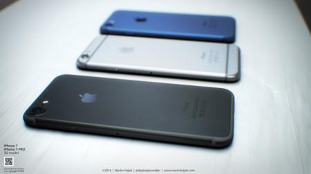 iPhone 7 todo lo que se sabe