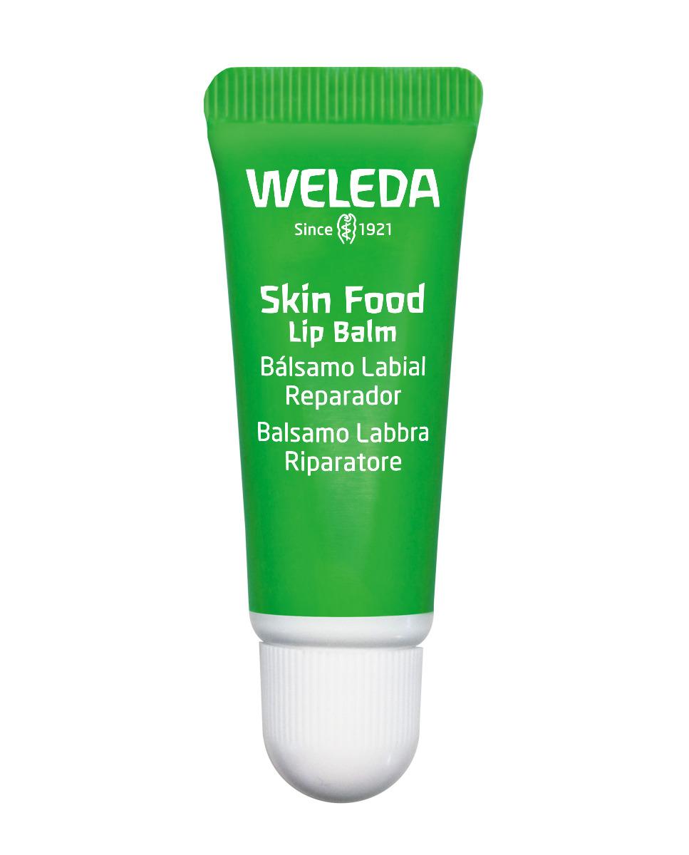 Bálsamo labial reparador Skin Food Lip Balm Weleda