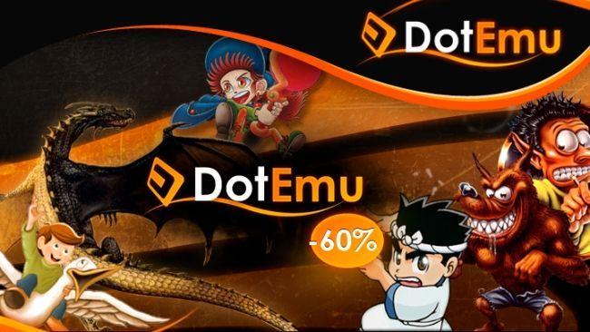 DotEmu (Ofertas)