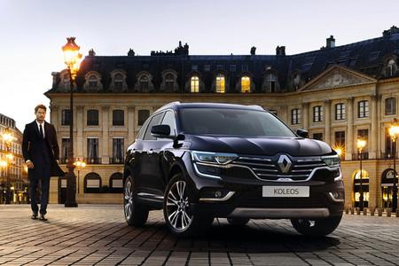 El Renault Koleos se pone romántico con su nueva edición especial Minuit en México