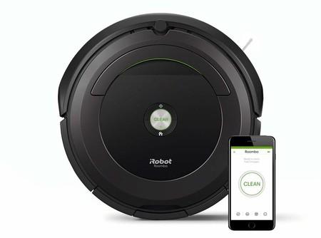 El robot aspirador iRobot Roomba 696 está rebajado a 259,99 euros en eBay durante este Superweekend