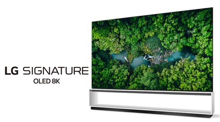 Lg Signature Oled 8k Tv 88zx 01