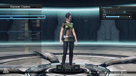 Muestran en video el editor de personajes de Xenoblade Chronicles X