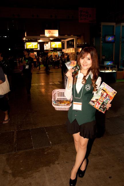 Foto de Las chicas de la TGS 2011 (28/71)