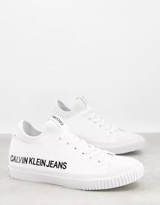 Zapatillas blancas icarus de Calvin Klein