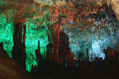 La historia del clima se escribe en las cuevas de Mallorca