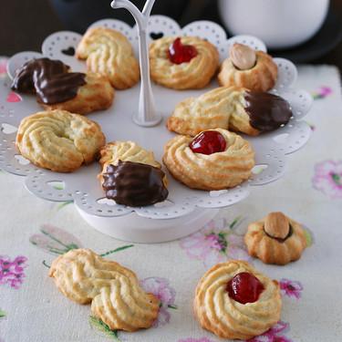 Pastas de té con almendra y naranja: receta para tener siempre llena la caja de galletas