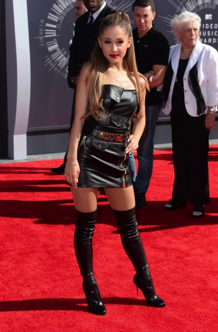 Ariana Grande, cero elegancia