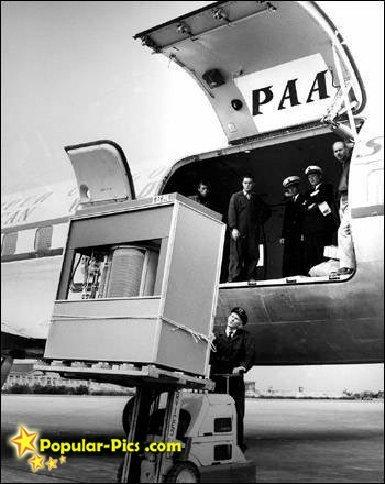 Disco duro de hace 50 años