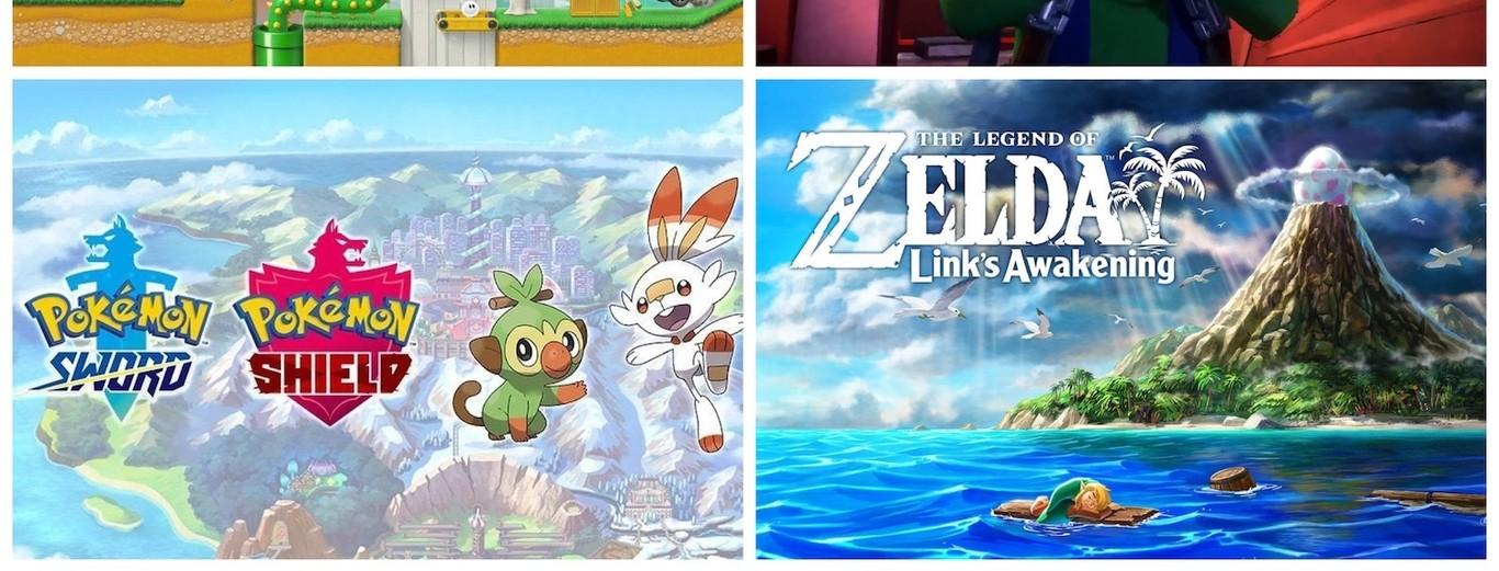 Los nueve juegos más esperados para Nintendo Switch que