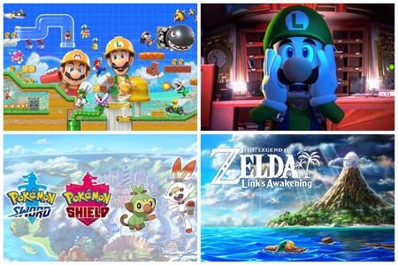Los nueve juegos más esperados para Nintendo Switch que veremos este