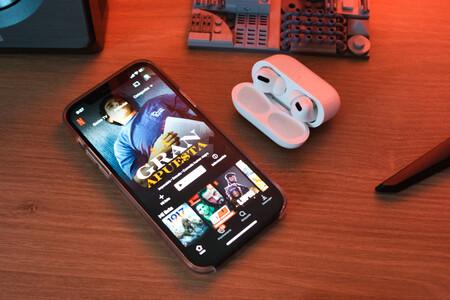 Netflix comienza a desplegar el soporte para audio espacial en iPhone y iPad