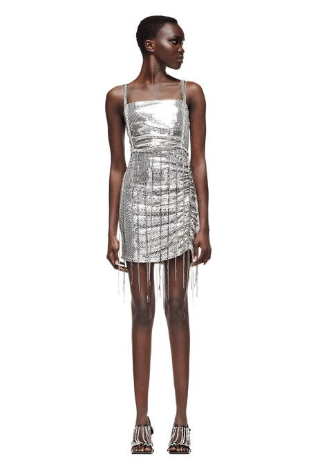 Vestido Zara Rebajas 2021 19