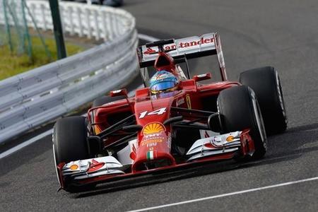 Fernando Alonso abandona en Japón y pierde el cuarto puesto en la general