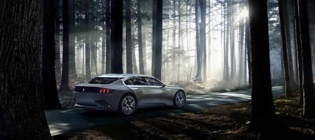 Peugeot Exalt - Salón de París 2014