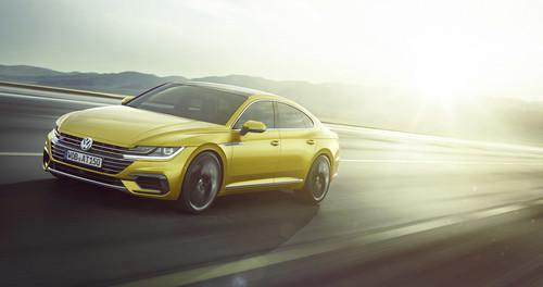 Volkswagen Arteon: así es la berlina 'coupé' que reemplaza al CC, por encima del Passat