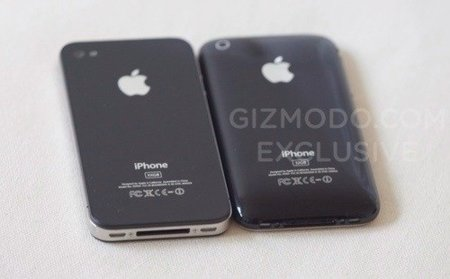 iPhone 4G vs iPhone 3Gs