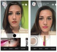 Makeup Genius: un espejo virtual para probar todo de L'Oréal