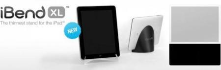 iBend XL, soporte para el iPad