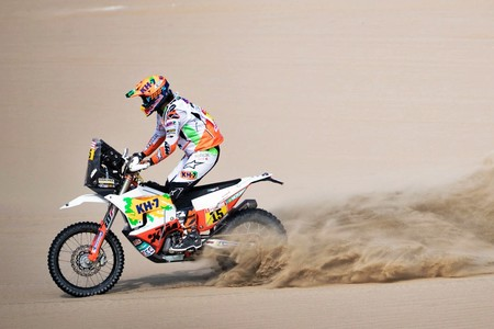 Laia Sanz Dakar 2018 3