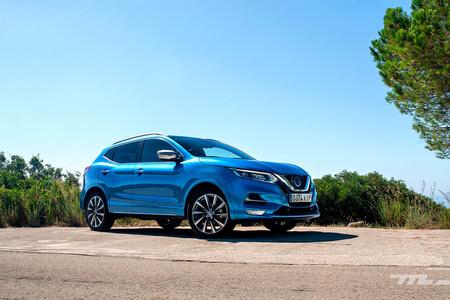Nissan Qashqai, tercer coche más vendido en España en 2020
